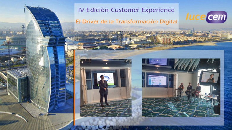 LuceCEM evento Customer Experience